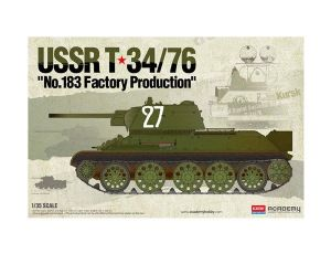 AC13505 Soviet T-34/76 Factory No 183